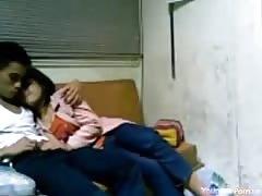 Cute Asian Teen Homemade Sextape