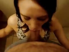 Amateur Facefucking