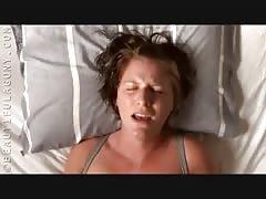 Orgasm! She Eye Rolls When She Cums 4