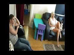 Mysterr - Step-Mom Teases Son In Front Of Dad