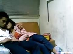 Cute Asian Teen Homemade Sextape